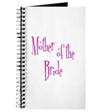 Mother of the Bride Pink Twinkle Journal