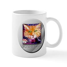 Sushi Cat Mug