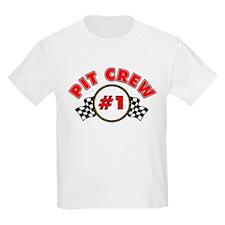 #1 Pit Crew T-Shirt