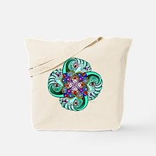 Grateful Dead Wave Tote Bag