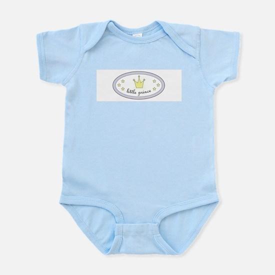 Little Prince Infant Creeper