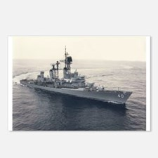 USS Coontz DDG-40 Postcards (Package of 8)