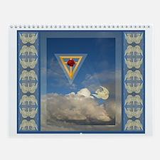 Rosicrucian Peace Images Wall Calendar