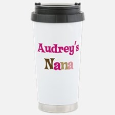 Audrey's Nana Stainless Steel Travel Mug