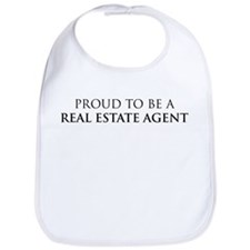 Proud Real Estate Agent Bib