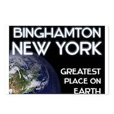 binghamton new york - greatest place on earth Post