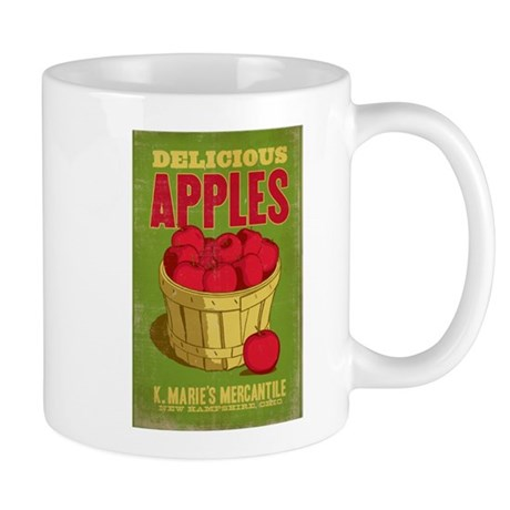 K. Marie's Delicious Apples Mug