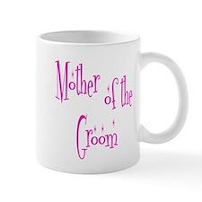 Mother of the Groom Pink Twinkle Mug