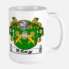 Riley Coat of Arms Mug