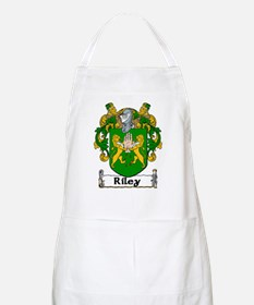 Riley Coat of Arms Apron