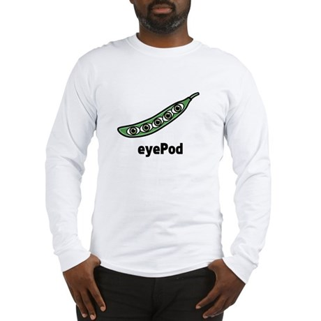 eyePod Long Sleeve T-Shirt