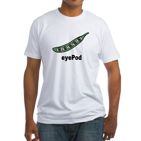 eyePod Fitted T-Shirt