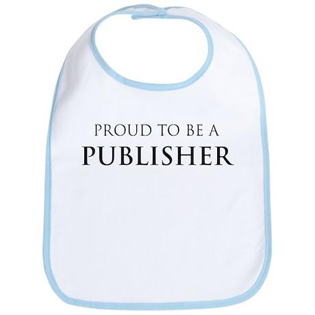 Proud Publisher Bib