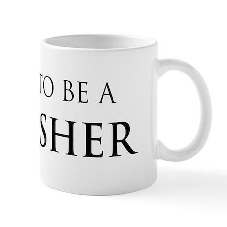 Proud Publisher Mug