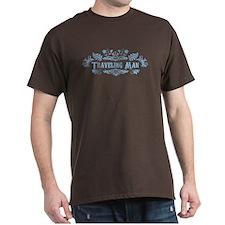 Traveling Man T-Shirt