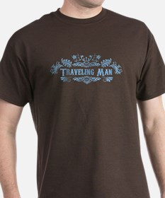 Traveling Man T-Shirt