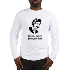Norwegian Buhund Long Sleeve T-Shirt