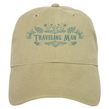 Traveling Man Baseball Cap