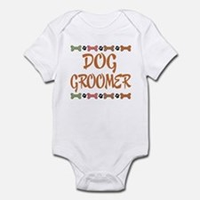 Cute Dog Groomer Infant Bodysuit