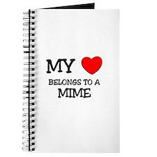 My Heart Belongs To A MIME Journal