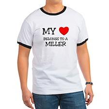 My Heart Belongs To A MILLER T