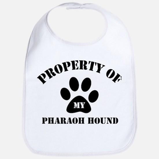 My Pharaoh Hound Bib