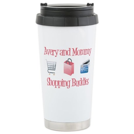 Avery & Mommy - Shopping Budd Stainless Steel