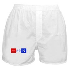 RWB Mountain Biking Boxer Shorts