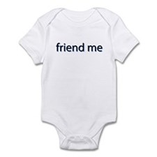 Friend Me Infant Bodysuit