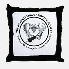 Throckmorton Throw Pillow