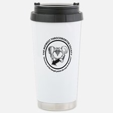 Throckmorton Stainless Steel Travel Mug