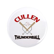 "Twilight Cullen 3.5"" Button"
