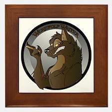 Werewolf Framed Tile