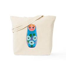 Babushka - Tote Bag