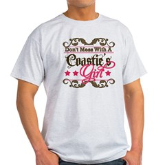 Don't Mess with a Coastie's G T-Shirt