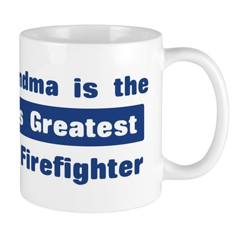 Grandma is Greatest Forest Fi Mug
