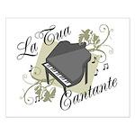 La Tua Cantante Small Poster
