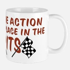 All The Action Takes Place In Mug