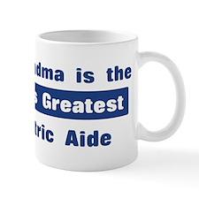 Grandma is Greatest Geriatric Mug