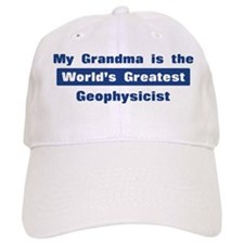 Grandma is Greatest Geophysic Baseball Cap