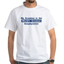 Grandma is Greatest Geophysic Shirt
