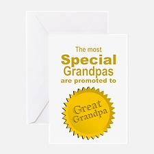 Great Grandpa Greeting Card