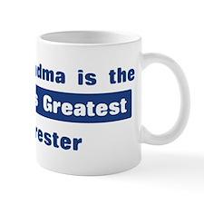 Grandma is Greatest Forester Mug