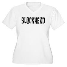 Cute Blockhead T-Shirt