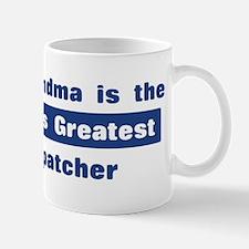 Grandma is Greatest Dispatche Mug