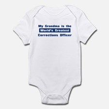 Grandma is Greatest Correctio Onesie