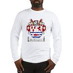 MacLoughlin Coat of Arms Long Sleeve T-Shirt