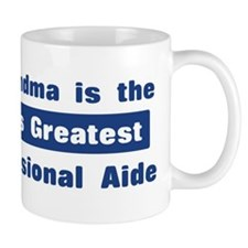 Grandma is Greatest Congressi Mug