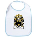 Magee Coat of Arms Bib