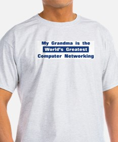 Grandma is Greatest Computer T-Shirt